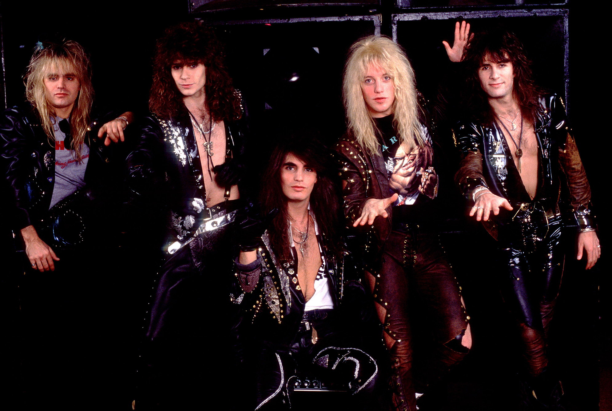 Warrant on 11/5/89 in Chicago, Il. in Various Locations, (Photo by Paul Natkin/WireImage)